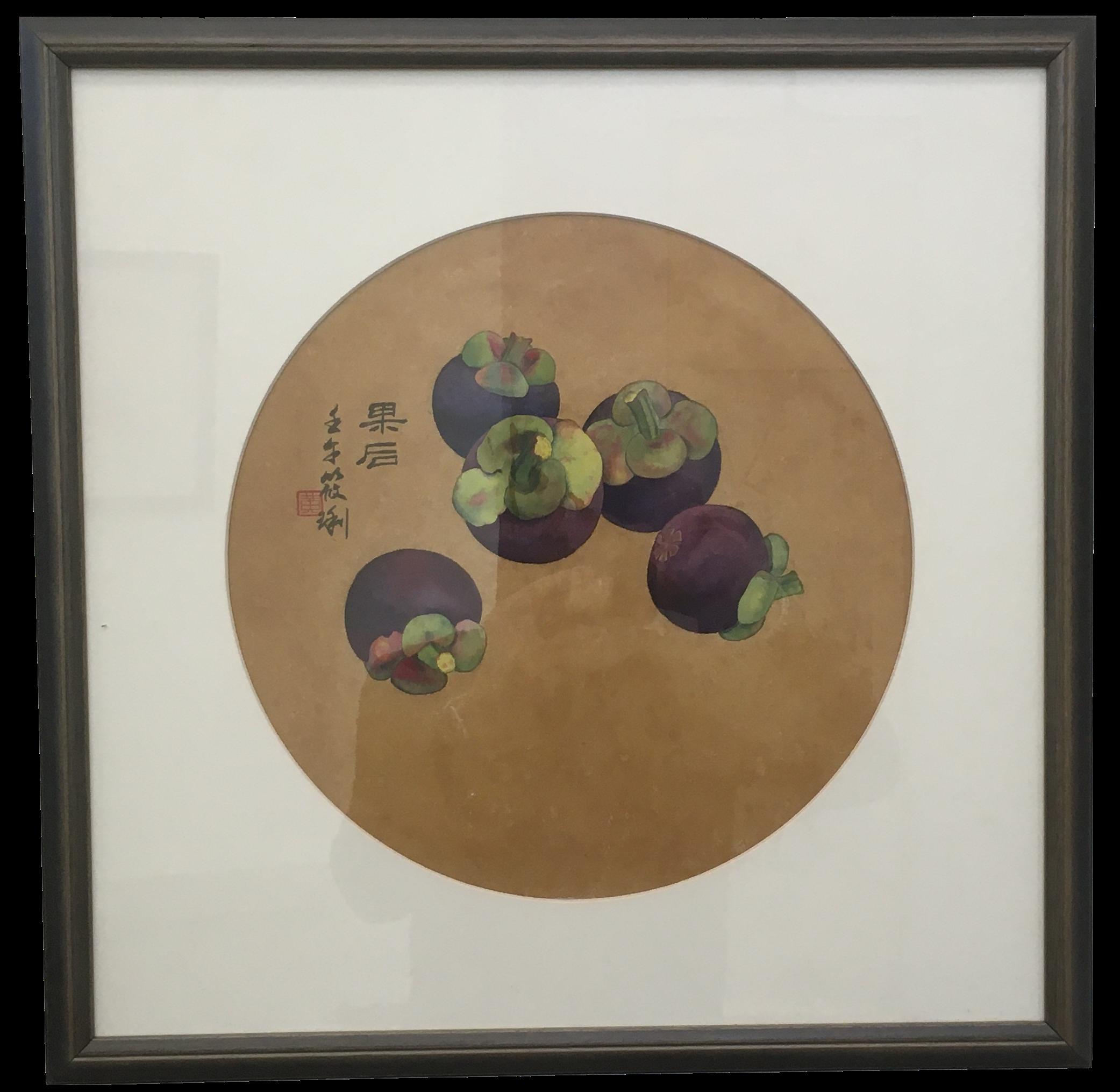 Een beeld uit Sow to Grow in Kunst : Mangosteen