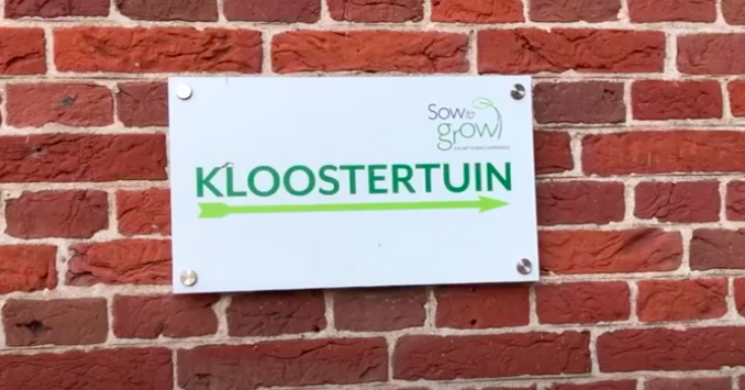 Korte film van Sow to Grow