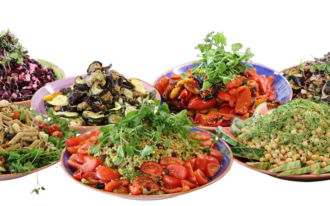 Meer groenten – Meer fruit